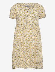Lindex - Dress Marielle - kleider - yellow - 0