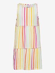 Lindex - Dress straps - kjoler & nederdele - white - 0
