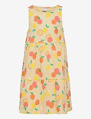 Dress straps - YELLOW