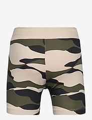 Lindex - Shorts Jersey camo - shorts - green - 1