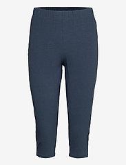 Lindex - Leggings Vigge - leggings - blue - 0