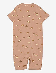 Lindex - Pyjamas romper rainbow - natdragter - beige - 1