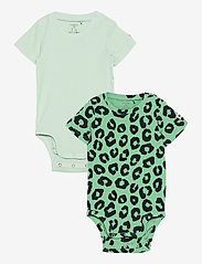 Body Leo   solid 2 pack - GREEN