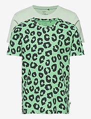 Top Leo   solid 2 pack - GREEN
