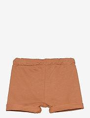 Lindex - Set wrap shorts jellyfish star - 2-delte sæt - brown - 3