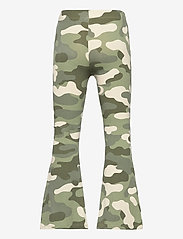 Lindex - Trousers Carmen flares - trousers - green - 1