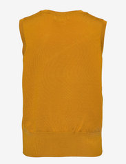 Lindex - Vest Evelina - knitted vests - yellow - 1