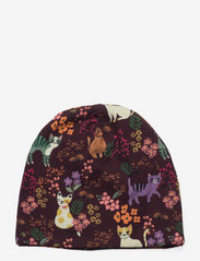 Lindex - Jersey beanie sweet cats - beanie - lilac - 1