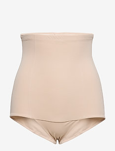 Girdle Highwaist Britney - bottoms - beige
