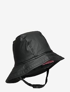 Rain Hat - BLACK