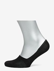 Footies low cut ECO - BLACK