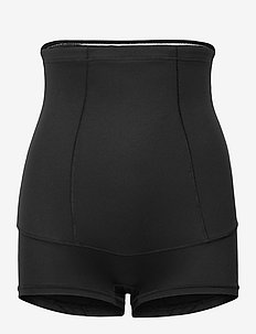 Girdle Highwaist Diana Legs - bottoms - black