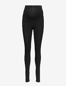 Leggings MOM Lena - leggings - black