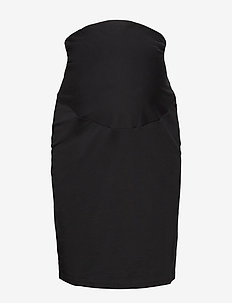 Skirt MOM Linnea - midi - black
