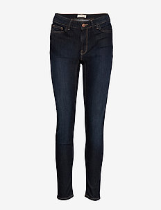 Trouser denim Tova  Dk wash - skinny jeans - dark denim