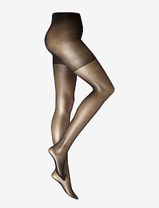 Tights 20den High waist M sha - rajstopy - black