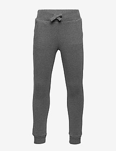 Jogging trousers basic - DARK GREY MELANGE