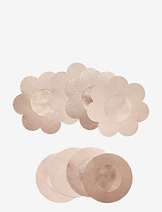 Nipple covers  satin - BEIGE