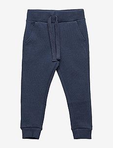 Jogging trousers basic - sweatpants - navy