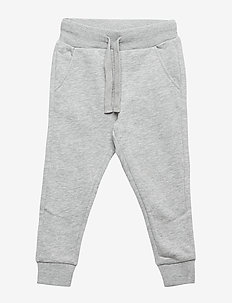 Sweatpants - GREY MELANGE