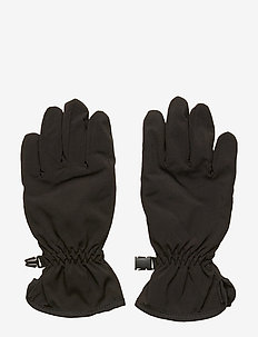 Gloves water repellent - BLACK