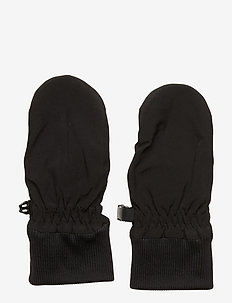 Mitten water repellent - BLACK