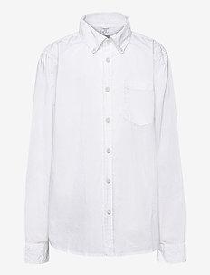 Shirt white - koszule - white
