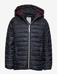 Light padded jacket - DARK NAVY