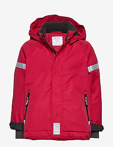 FIX Padded functional jacket - RED