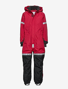 FIX Padded overall - RED