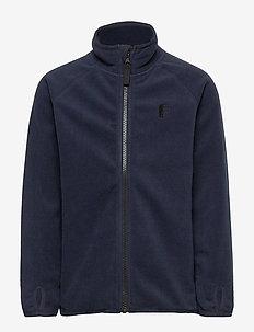 Fleece FIX jacket - NAVY