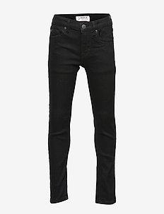 Trousers Denim Slim Sam black - jeans - black