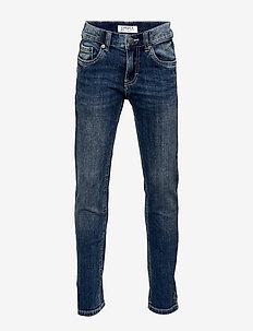 Trousers Denim Narrow Tom - jeans - denim