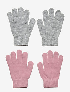 Gloves magic 2 p - DUSTY PINK