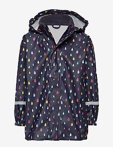 Rain jacket - NAVY