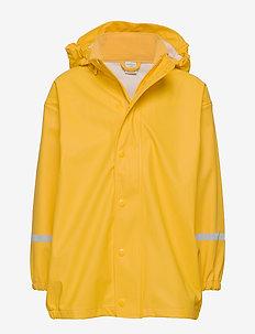 Rain jacket - YELLOW