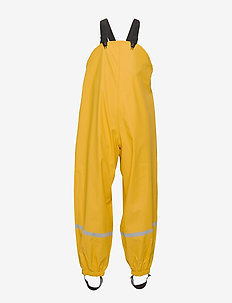 Rain trousers - spodnie - yellow