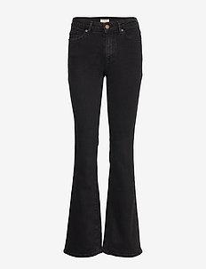 trousers denim Karen black - BLACK