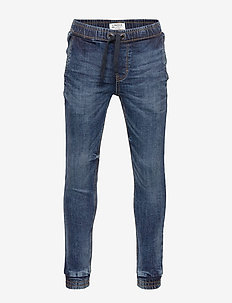 Trousers denim jogger cordura - jeans - denim