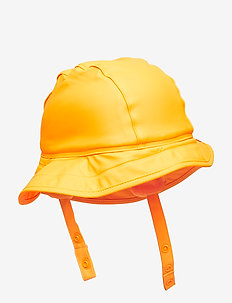 Yellow rain hat - YELLOW