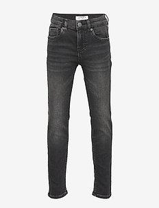 Trousers Denim Jordan jersey b - BLACK
