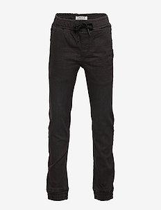 Trousers Reg jogger cordura bl - BLACK