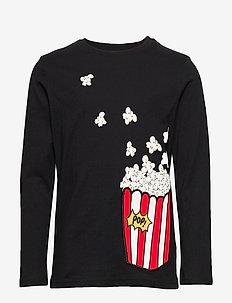 Top LS Circus popcorn - BLACK