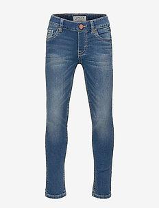 Trousers denim jersey slim Jim - DENIM