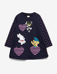 Top long Bamse - NAVY