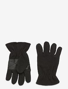Glove fleece palm grip - winterkleding - black