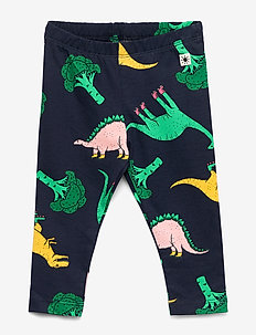 Leggings Dino aop - NAVY