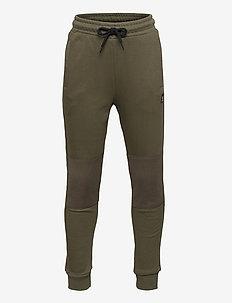 Trouser basic - joggingbroek - green