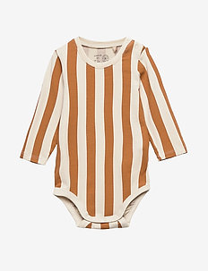 Body Block stripe - BROWN