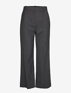 Trousers Billie - vida byxor - grey melange